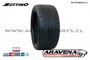 Zestino SEMI SLICK GREDGE 07RS ARAVENA PARTS CHILE Neumatico Carrera Drag Circuito competicion tyres tires latam distribuidor