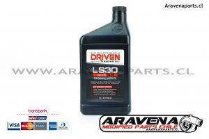 Driven LS30 5W30 aravena parts chile aceite competicion sintetico